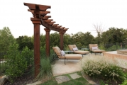 <h5>Trellises - Frisco</h5><p>Signature Pools & Spas - Custom Swimming Pools</p>