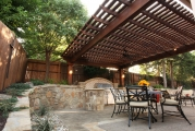 <h5>Arbors - Flower Mound</h5><p>Signature Pools & Spas - Custom Swimming Pools</p>