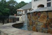<h5>Stonework - Allen</h5><p>Signature Pools & Spas - Custom Swimming Pools</p>