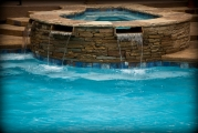 <h5>Custom Pool Spas - Flower Mound</h5><p>Signature Pools & Spas - Custom Swimming Pools</p>