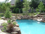<h5>Custom Stonework - Richardson</h5><p>Signature Pools & Spas - Custom Swimming Pools</p>