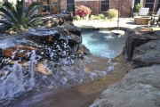 <h5>Custom Swimming Pools - University Park</h5><p>Signature Pools & Spas - Custom Swimming Pools</p>