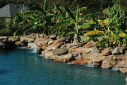 <h5>Stonework - Richardson</h5><p>Signature Pools & Spas - Custom Swimming Pools</p>