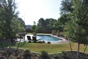 <h5>Landscape Design - Carrollton</h5><p>Signature Pools & Spas - Custom Swimming Pools</p>