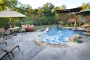 <h5>Pavilion - Keller</h5><p>Signature Pools & Spas - Custom Swimming Pools</p>