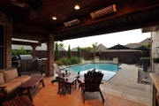 <h5>Pavilion - Frisco</h5><p>Signature Pools & Spas - Custom Swimming Pools</p>