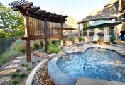 <h5>Arbors - Carrollton</h5><p>Signature Pools & Spas - Custom Swimming Pools</p>