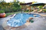 <h5>Pavilions - Richardson</h5><p>Signature Pools & Spas - Custom Swimming Pools</p>