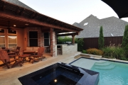 <h5>Pergolas - Murphy</h5><p>Signature Pools & Spas - Custom Swimming Pools</p>