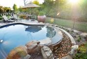 <h5>Landscape Design - Plano</h5><p>Signature Pools & Spas - Custom Swimming Pools</p>