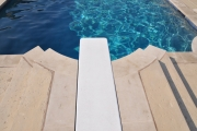 <h5>Custom Pool Design</h5><p>Signature Pools & Spas - Custom Swimming Pools</p>