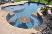 <h5>Custom Pool Design - Argyle</h5><p>Signature Pools & Spas - Custom Swimming Pools</p>