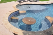<h5>Custom Pool Spas - Island Park</h5><p>Signature Pools & Spas - Custom Swimming Pools</p>