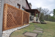 <h5>Trellises - Richardson</h5><p>Signature Pools & Spas - Custom Swimming Pools</p>