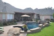 <h5>Outdoor Living - Plano</h5><p>Signature Pools & Spas - Custom Swimming Pools</p>