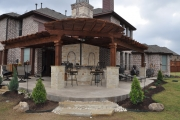 <h5>Pergolas - Flower Mound</h5><p>Signature Pools & Spas - Custom Swimming Pools</p>