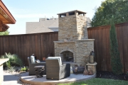<h5>Outdoor Fireplaces - Plano</h5><p>Signature Pools & Spas - Custom Swimming Pools</p>