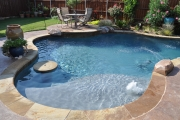 <h5>Pool Renovation - Richardson</h5><p>Signature Pools & Spas - Custom Swimming Pools</p>