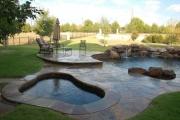 <h5>Custom Pool Spa - Colleyville</h5><p>Signature Pools & Spas - Custom Swimming Pools</p>