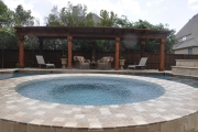 <h5>Arbors - Highland Park</h5><p>Signature Pools & Spas - Custom Swimming Pools</p>