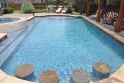 <h5>Pool Renovation - Plano</h5><p>Signature Pools & Spas - Custom Swimming Pools</p>