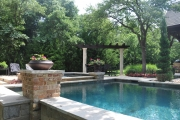 <h5>Trellises - Colleyville</h5><p>Signature Pools & Spas - Custom Swimming Pools</p>