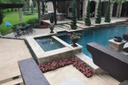 <h5>Custom Pool Spa - Argyle</h5><p>Signature Pools & Spas - Custom Swimming Pools</p>