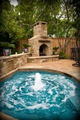 <h5>Custom Pool Spas - Plano</h5><p>Signature Pools & Spas - Custom Swimming Pools</p>