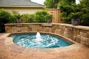 <h5>Custom Pool Spas - Allen</h5><p>Signature Pools & Spas - Custom Swimming Pools</p>
