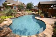 <h5>Outdoor Design - Keller</h5><p>Signature Pools & Spas - Custom Swimming Pools</p>