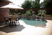 <h5>Outdoor Living - Carrollton</h5><p>Signature Pools & Spas - Custom Swimming Pools</p>