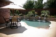 <h5>Outdoor Living - Carrollton</h5><p>Signature Pools & Spas - Custom Swimming Pools</p>
