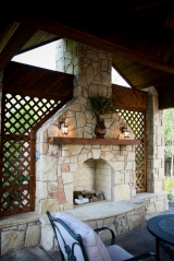 <h5>Trellises - Argyle</h5><p>Signature Pools & Spas - Custom Swimming Pools</p>