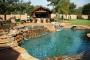 <h5>Pavilions - Southlake</h5><p>Signature Pools & Spas - Custom Swimming Pools</p>