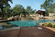 <h5>Outdoor Design - Allen</h5><p>Signature Pools & Spas - Custom Swimming Pools</p>