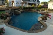 <h5>Outdoor Design - Trophy Club</h5><p>Signature Pools & Spas - Custom Swimming Pools</p>