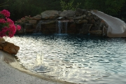 <h5>Outdoor Design - University Park</h5><p>Signature Pools & Spas - Custom Swimming Pools</p>