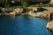 <h5>Stonework - Trophy Club</h5><p>Signature Pools & Spas - Custom Swimming Pools</p>
