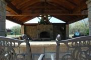 <h5>Pavilions - Island Park</h5><p>Signature Pools & Spas - Custom Swimming Pools</p>