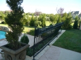<h5>Fences and Gates - Prestonwood</h5><p>Signature Pools & Spas - Custom Swimming Pools</p>