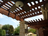 <h5>Pergolas - Argyle</h5><p>Signature Pools & Spas - Custom Swimming Pools</p>