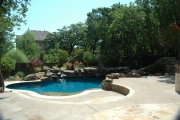 <h5>Pool Remodel - Richardson</h5><p>Signature Pools & Spas - Custom Swimming Pools</p>