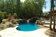 <h5>Pool Remodel - University Park</h5><p>Signature Pools & Spas - Custom Swimming Pools</p>