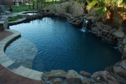 <h5>Pool Remodel - Keller</h5><p>Signature Pools & Spas - Custom Swimming Pools</p>