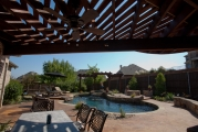 <h5>Pergolas - Plano</h5><p>Signature Pools & Spas - Custom Swimming Pools</p>