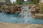 <h5>Water Features - Colleyville</h5><p>Signature Pools & Spas - Custom Swimming Pools</p>