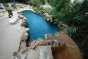 <h5>Custom Pool Features - McKinney</h5><p>Signature Pools & Spas - Custom Swimming Pools</p>