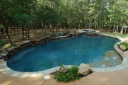 <h5>Pool Renovation - Island Park</h5><p>Signature Pools & Spas - Custom Swimming Pools</p>