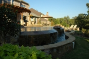 <h5>Landscape Design - Allen</h5><p>Signature Pools & Spas - Custom Swimming Pools</p>