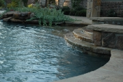 <h5>Custom Pool Spas - Allen</h5><p>Signature Pools & Spas - Custom Swimming Pools</p>